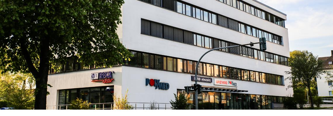 Aktuelle Stellenangebote im Ärztehaus POLYMED Chemnitz