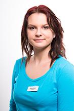 Melanie Peltsch - Auszubildende